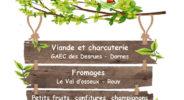 carre fermier bio local producteurmarche saint arigle st arigle nevers samedi matin val d'osseuxle val d'osseux, fromage de vache fermier, agriculture biologique, biodynamie, nievre, bourgogne
